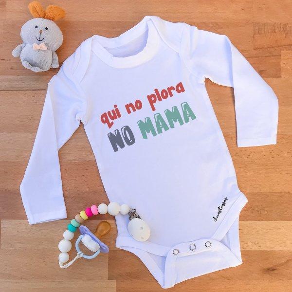 body qui no plora no mama