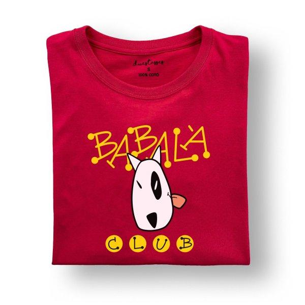 camiseta babalà club