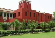Ramjas College,DU : DU Express