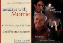 Book Review : Tuesday's With Morrie-An Old Man,A Young Man And Life's Greatest Lesson