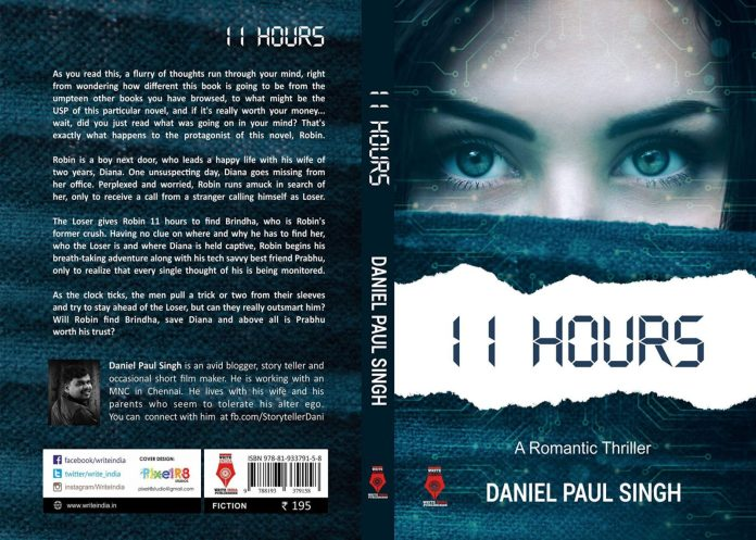 Book Review : 11 Hours By Daniel Paul Singh