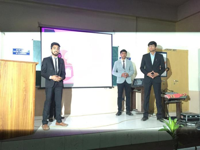 Entrepreneurship Cell of Janki Devi Memorial College Organise Business Battle-B Plan Competition