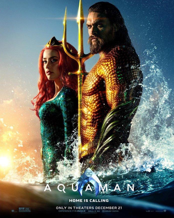 Aquaman - A Beautiful Underwater Adventure