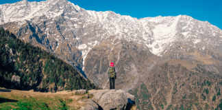 Maharaja Agrasen College Student Goes Missing In Mcleodganj On A College Trip