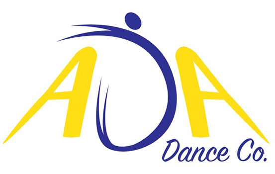The Logo for ADA Dance Co.