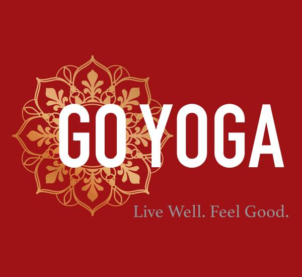 The Logo For GoYoga Orangeville