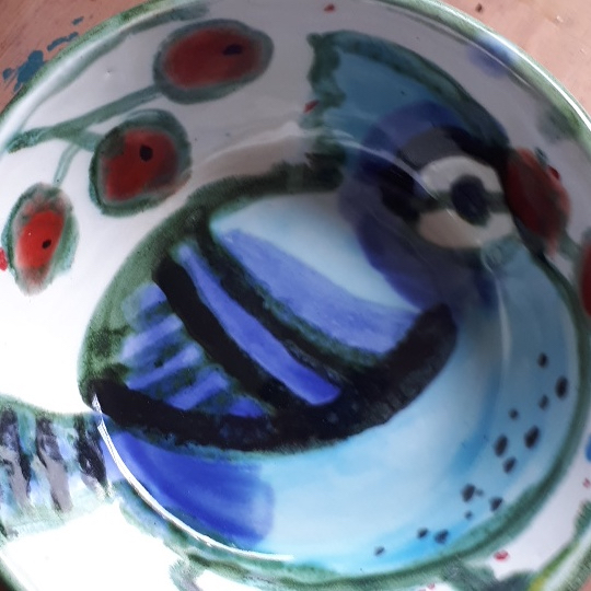 Bowl by Victoria Ceramic Art