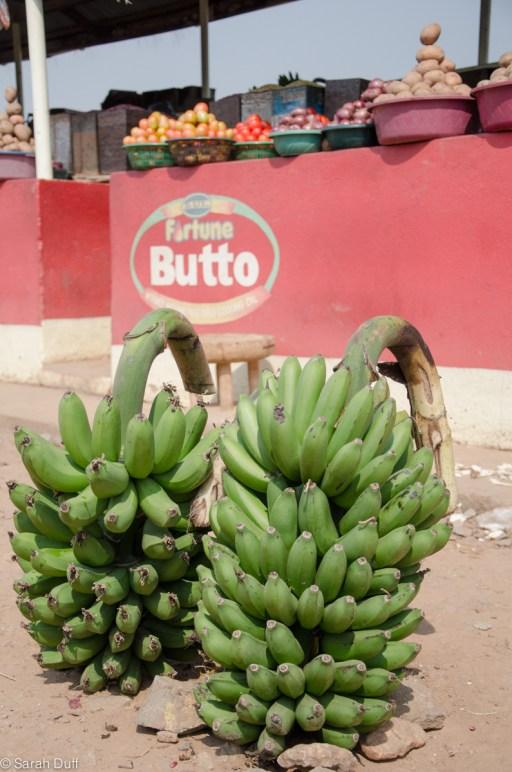 Bananas, bananas everywhere