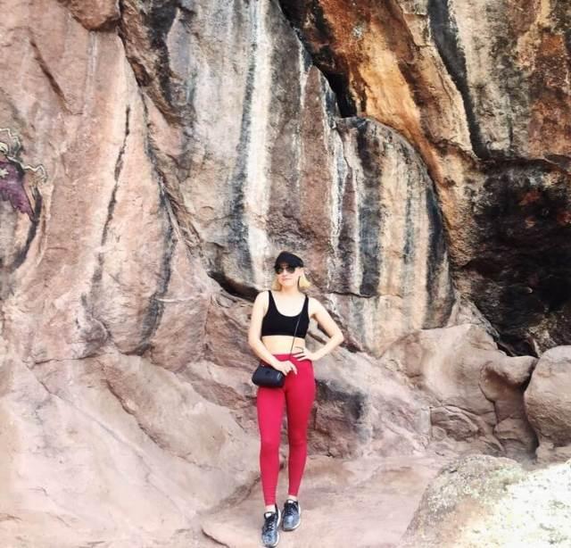 Where to Rock Climb in Boulder: Mount Sanitas, microblogger, powerful women to watch, colorado, travel blogger