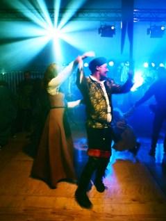 Lights and Dance