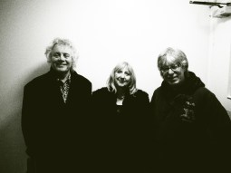 The West Yorks Crew. Joan took us to Texas with a lovely Julie Miller song and Roy's Angina Man was a humdinger