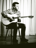Jim's really lovely songs and voice made for a captivating debut