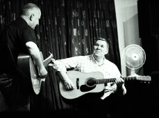 Two Short Planks - Rob & Roger took us back to Hessle Road with a great true story and songs including the re-imagined ballad of King and Queeny