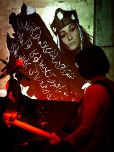 Celtarabia at Kardomah94 Al and Lou