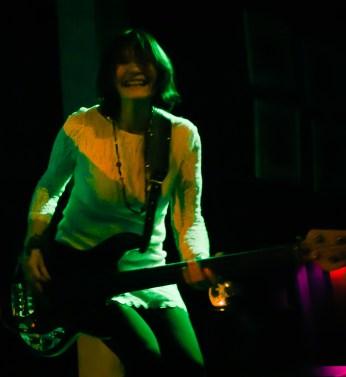 Lou Duffy-Howard - bass