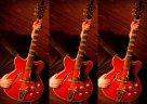 Red Guitars