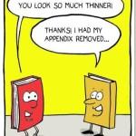 Book Humour…. (groan..)