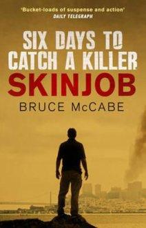 Skinjob book review. thriller, suspense