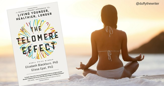 The Telomere Effect @duffythewriter review