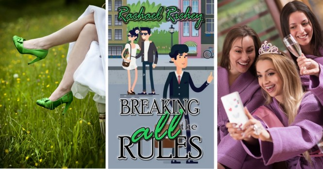 @duffythewriter Breaking All The Rules Rachael Richey