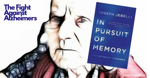In Pursuit Of Memory @duffythewriter Book Review Alzheimers