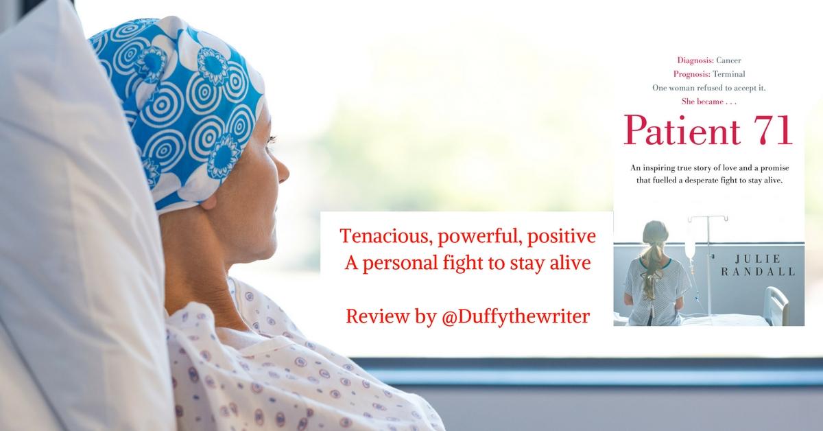 Patient 71 a book review