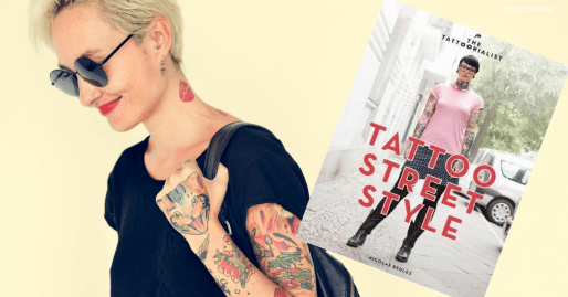 Tattoo street style review @duffythewriter