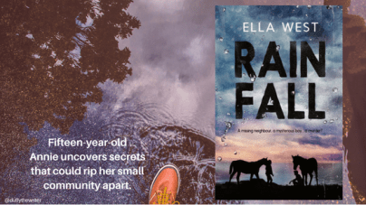 rain fall by Ella west review