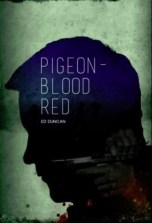 pigeon blood red