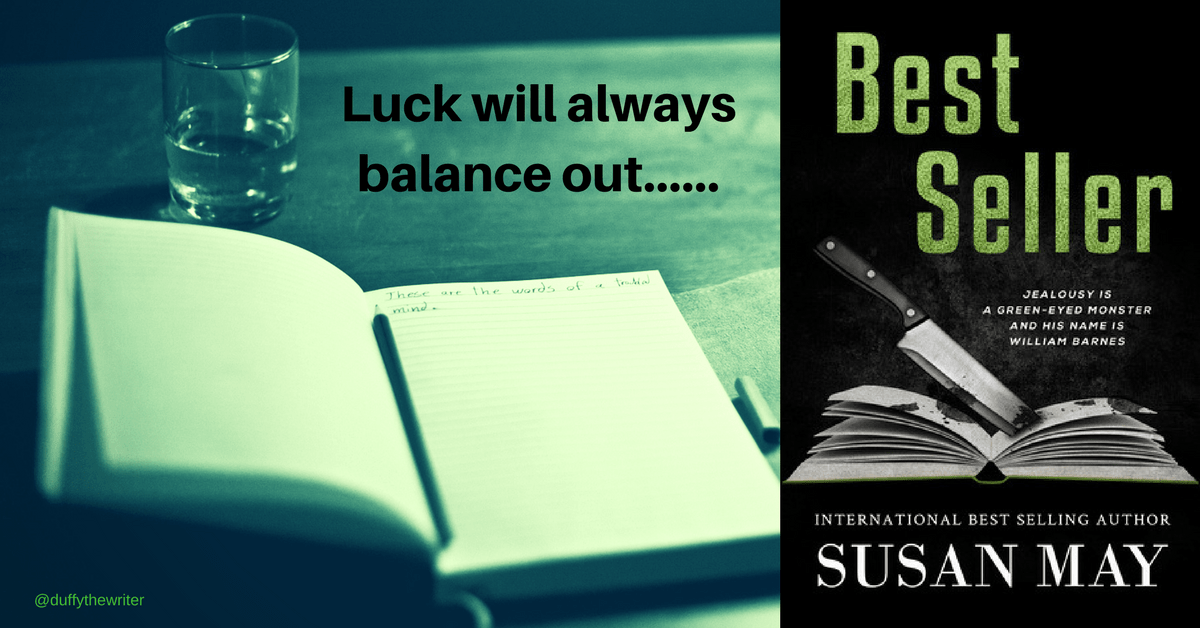 Best Seller - New Gripping Thriller by Susan May