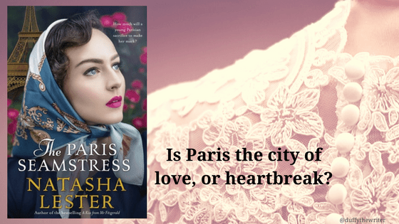 The Paris Seamstress - Can a young woman succeed in 1940's New York?