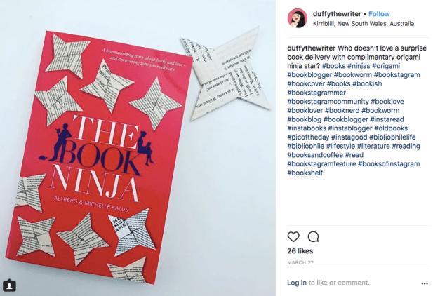 book review the book ninja