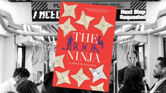 Book Review: The Book Ninja - From The Creators Of Books On The Rail