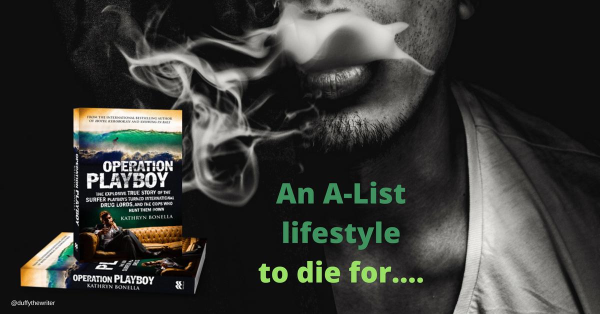 Operation Playboy by Kathryn Bonella