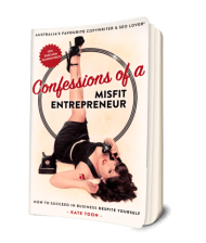 3 Books To Kick My Writing Up A Gear. Confessions of a misfit entrepreneur
