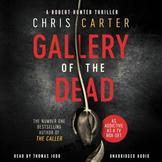 Gallery Of The Dead is one smart, twisted, slick thriller which will leave you sleeping with the lights on!