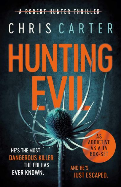 Hunting Evil is the next instalment in the best selling Robert Hunter series. Available now at Booktopia