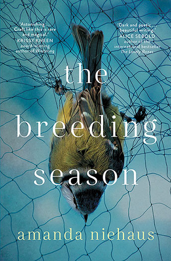 The Breeding Season. A breathtaking debut which marks the arrival of a thrilling new Australian talent.