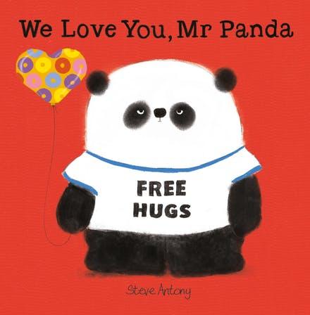 We love you, Mr Panda. Book review.