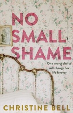 No Small Shame book review. Historical Fiction
