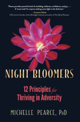 Night Bloomers book review by duffythewriter