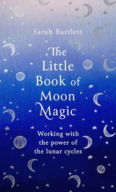 the little book of moon magic. two full moons in October. Book review by joann duff