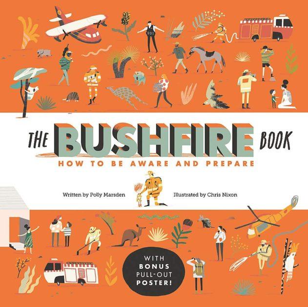the bushfire book calming anxiety in children