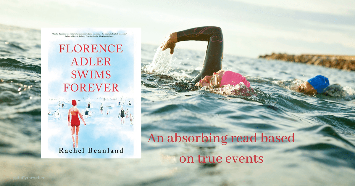Florence Adler Swims Forever, historical fiction book review by @duffythewriter