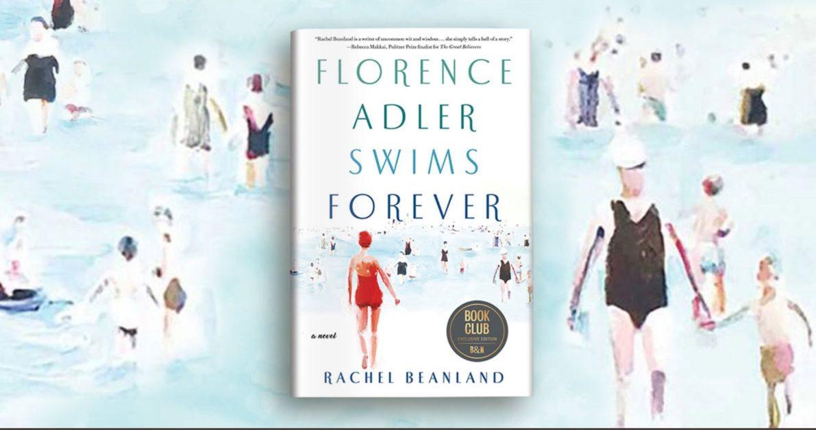 florence adler swims forever book reviews