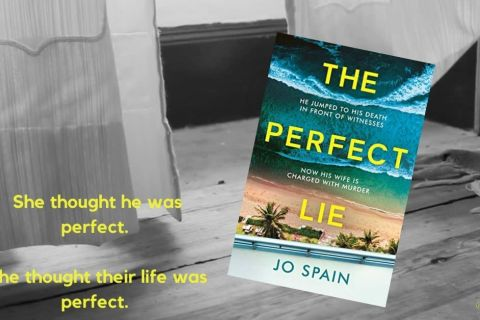 the perfect lie book review jo Spain