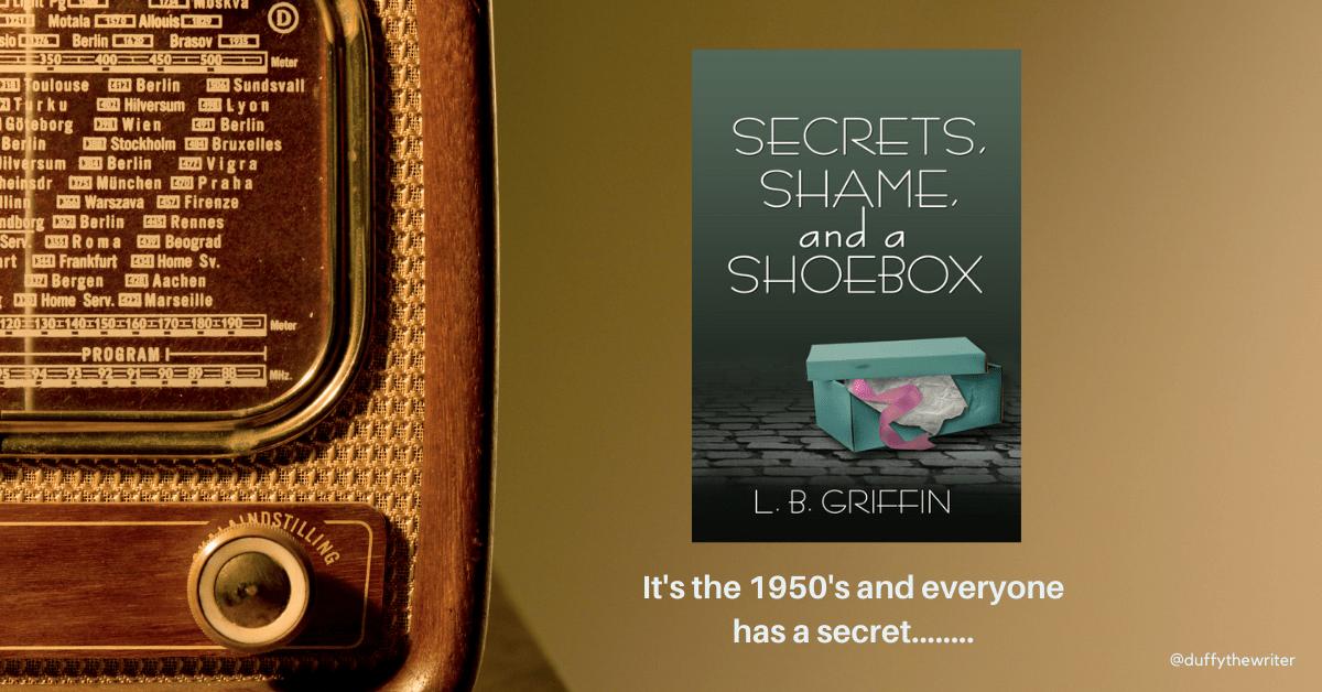 secrets shame and a shoebox book review L B Griffin
