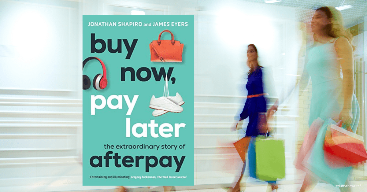buy now pay later after pay story