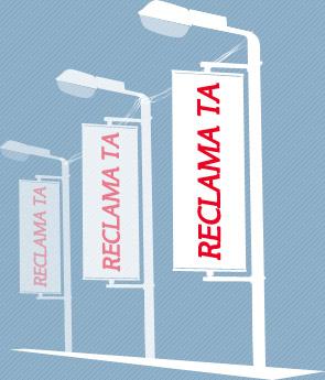 bannere dugheana de printuri agentie de publicitate romania print grafica publicitate design