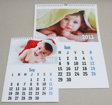 calendare personalizate perete agentie de publicitate dugheana de printuri